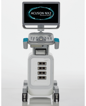 Siemens Acuson NX2 Ultrasound