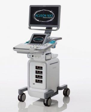 Siemens Acuson NX3 Ultrasound